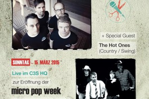 Kleine Revolutionen: CeBIT & micro pop week
