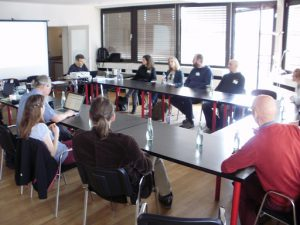 News Update 04/2017 – Barcamp and General Assembly April