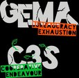GEMA vs. C3S im 36c3-Design
